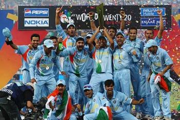 India T20 Champions